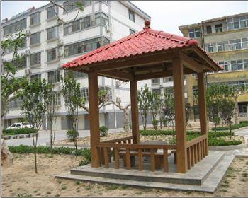 郑州市凉亭案例